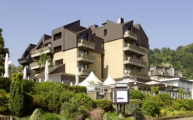 Parkhotel in Andernach