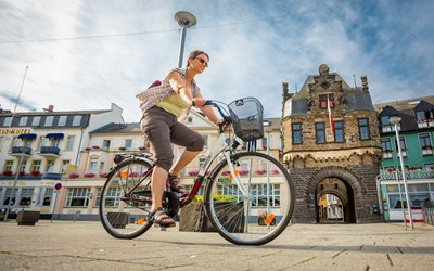 Fahrradtouren Am Rhein